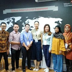 CIA's Staff to attend ITS Inbound Staff Mobility Program 2019, Indonesia